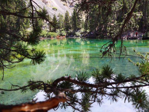 Lago Verde – basta poco per sentirti in paradiso