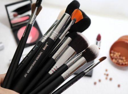 Set di pennelli per trucco Jessup Beauty per un make-up impeccabile