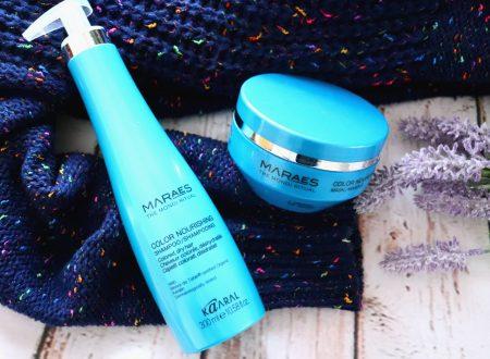 Shampoo Color Nourishing Maraes per capelli sani e colore intenso