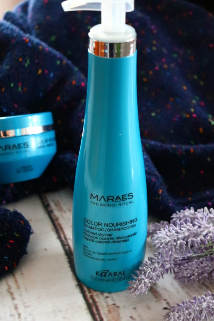 Shampoo Color Nourishing Maraes di Kaaral