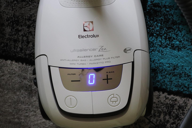 aspirapolvere silenzioso ELECTROLUX EUS8ALRGY ULTRASILENCER ZEN