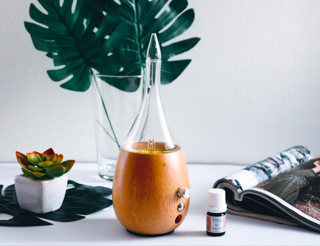 difusori oli essenziali Organic Aromas