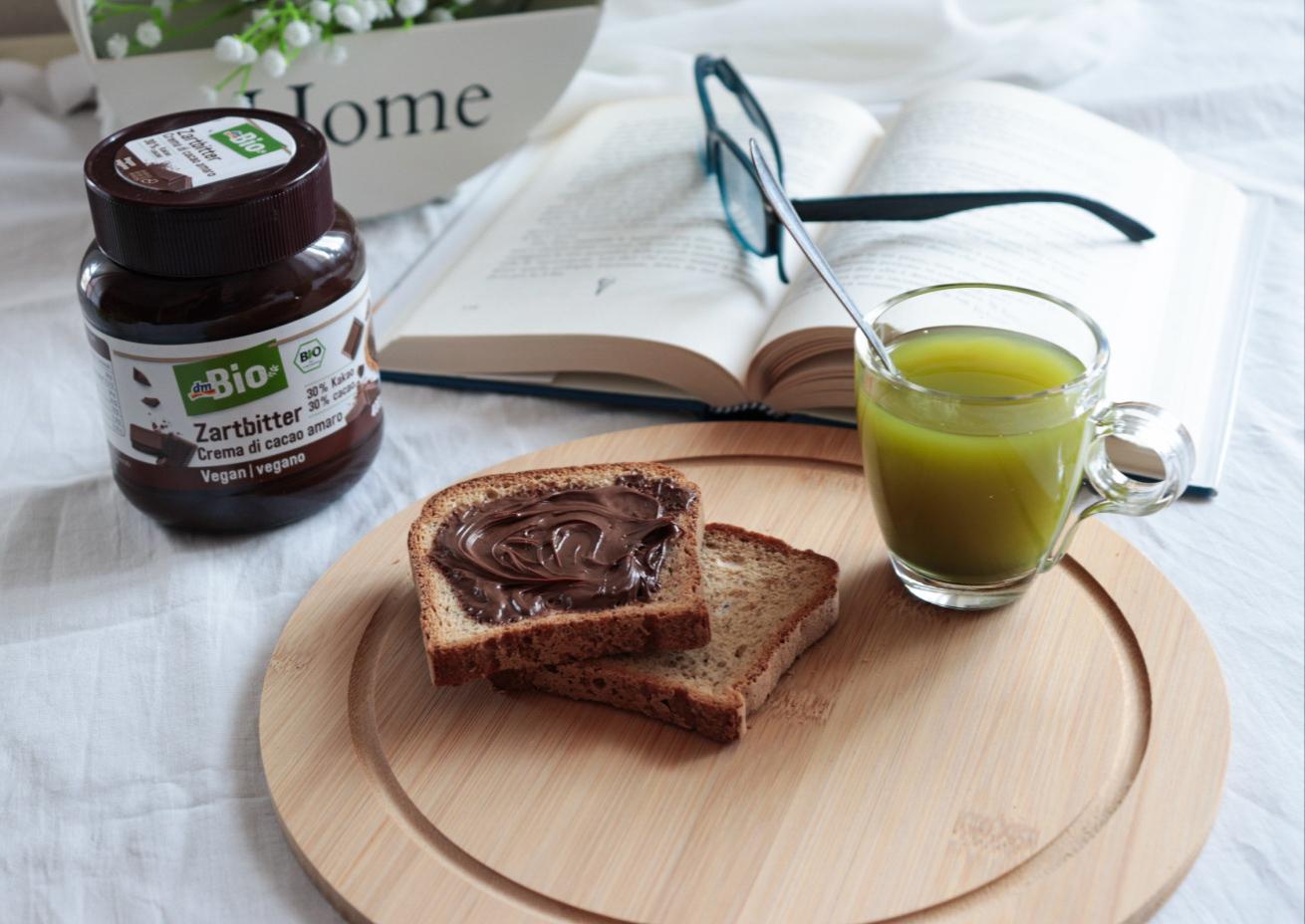 crema spalmabile al cacao amaro di dmBio