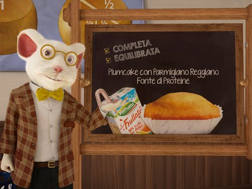 Dolce merenda con l'ABC Parmareggio