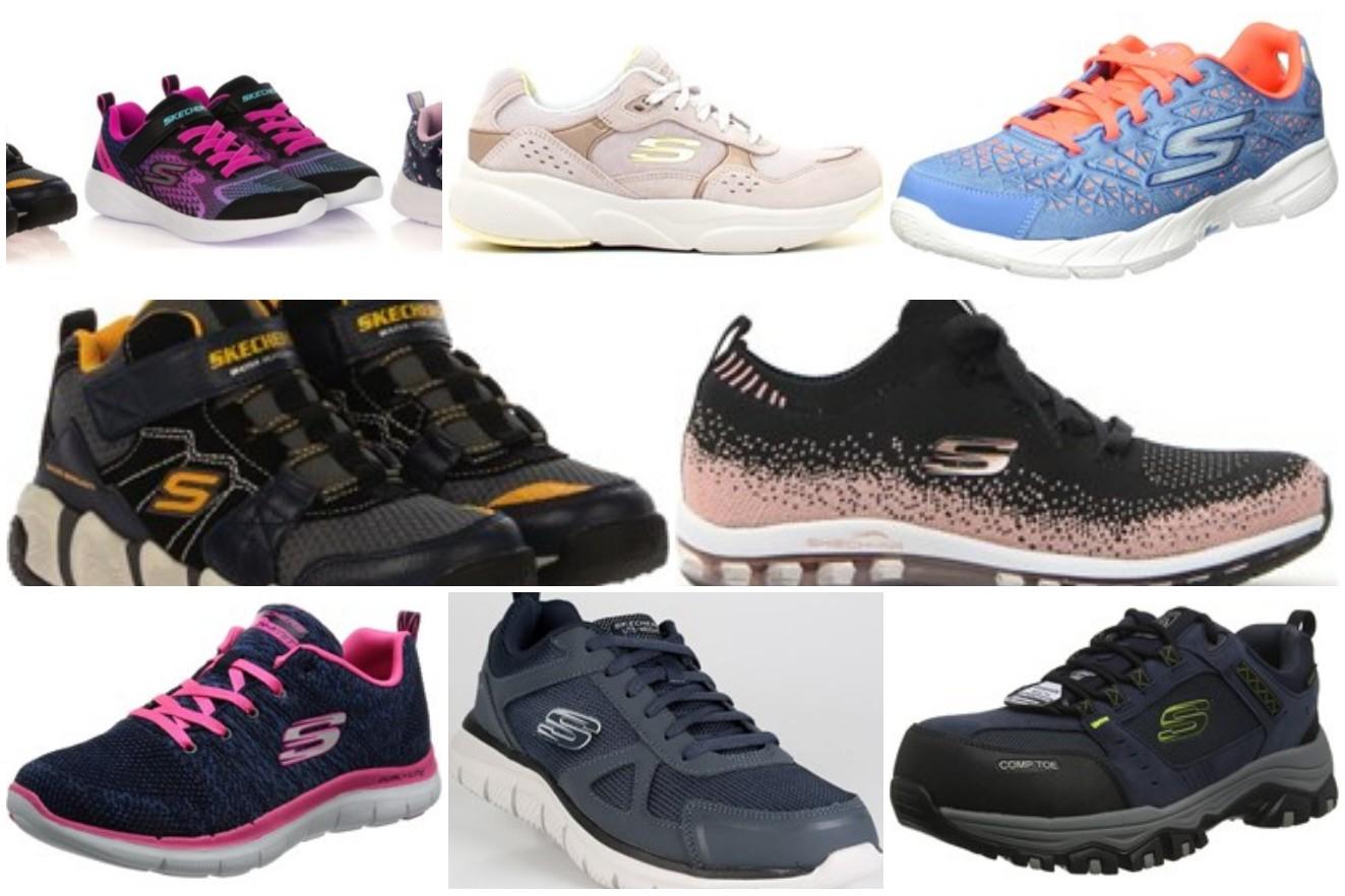 scarpe sportive Skechers
