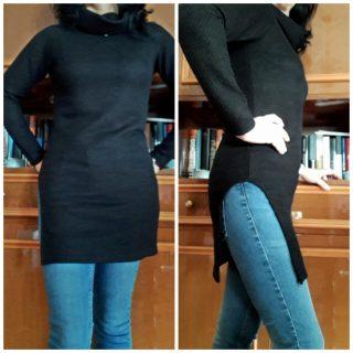 maglione nero