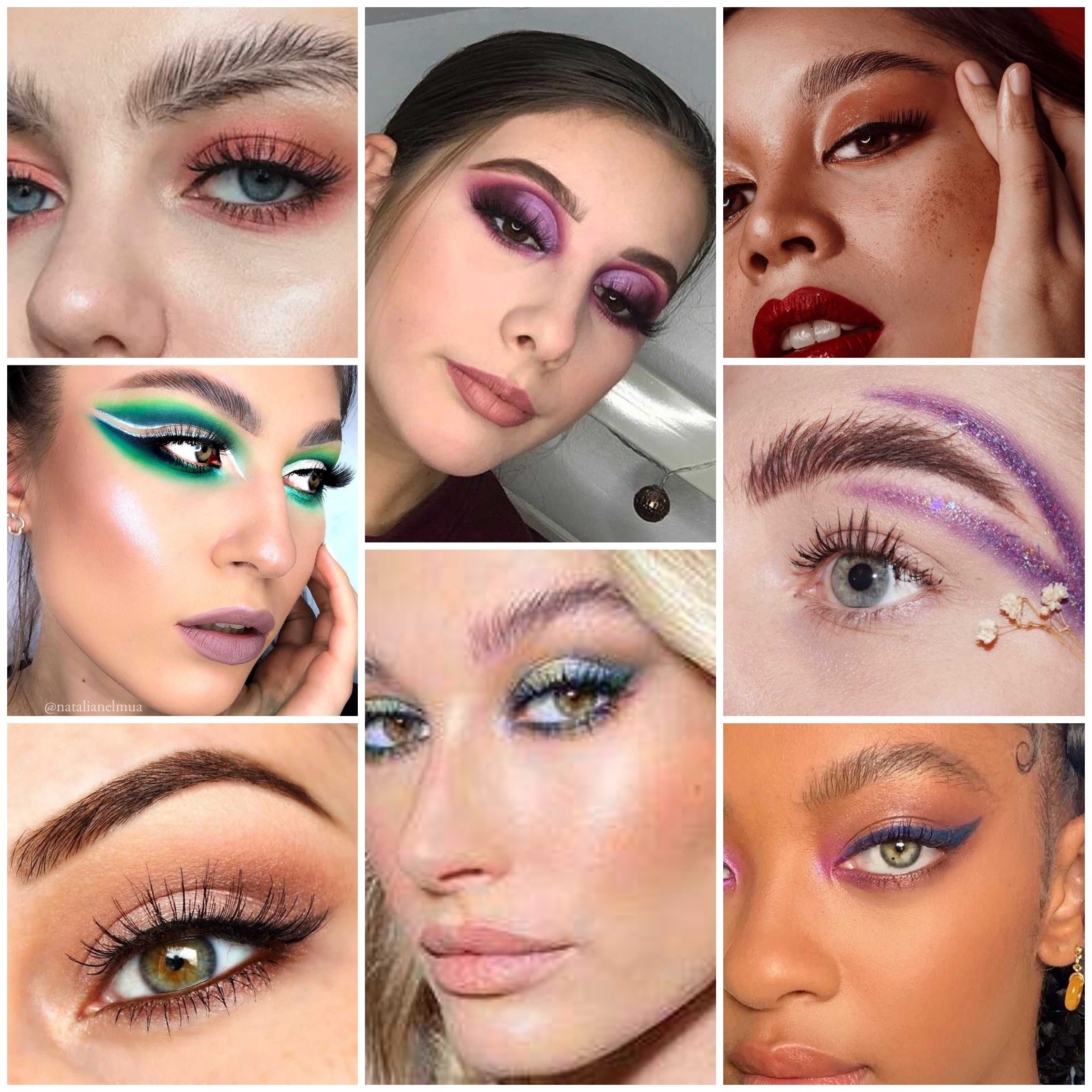 soap brows, tendenze sopracciglia