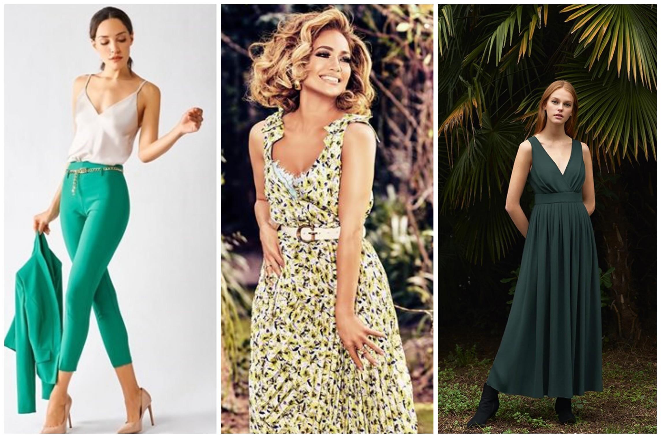 vestire di verde