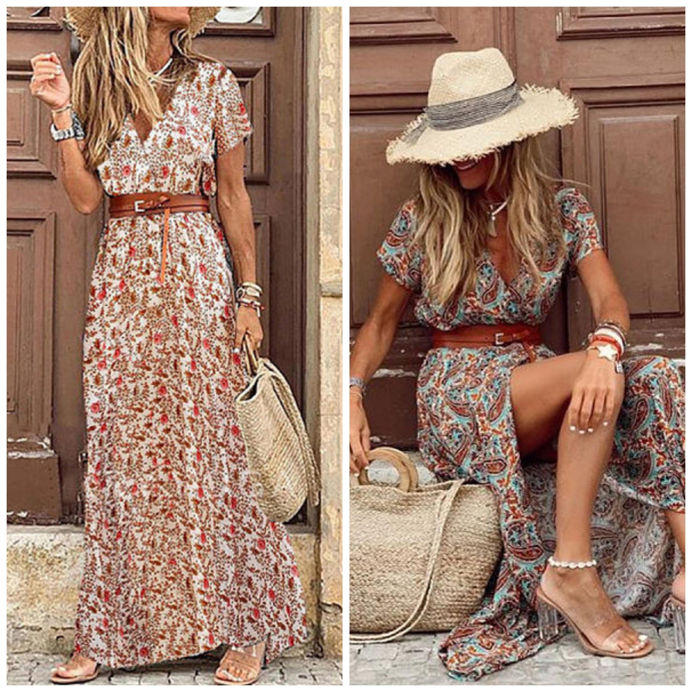 vestiti lunghi estivi