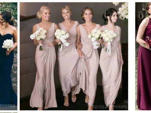 Matrimonio: come scegliere gli abiti per le damigelle d'onore