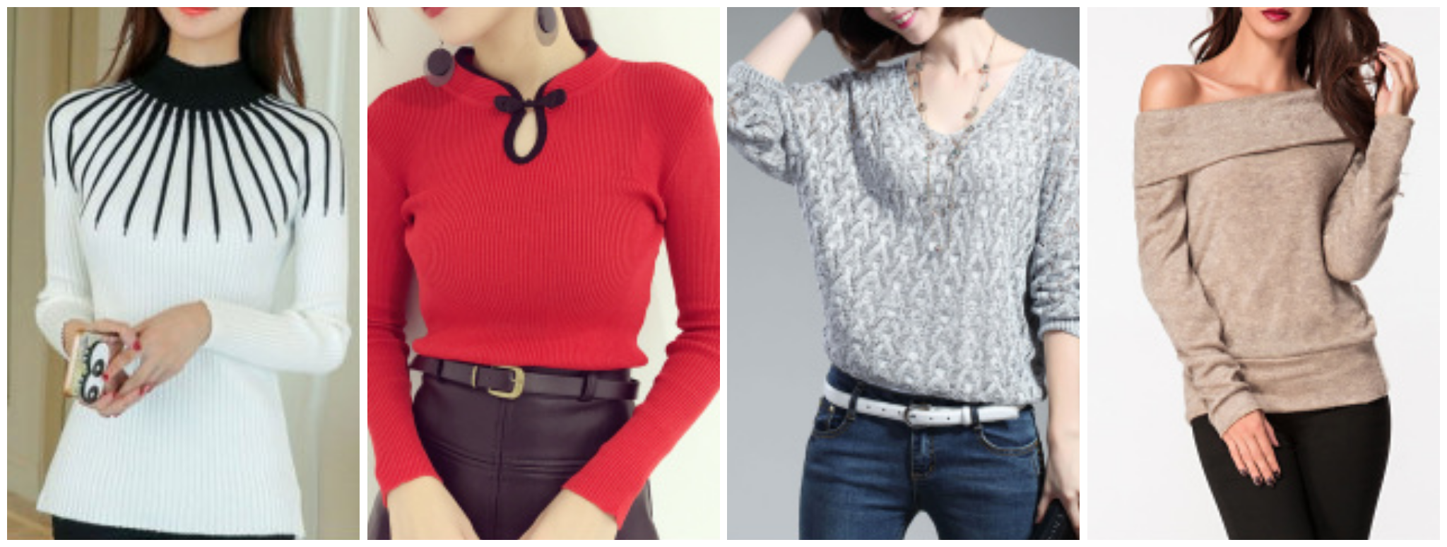 cheap sweaters for women, fashionmia