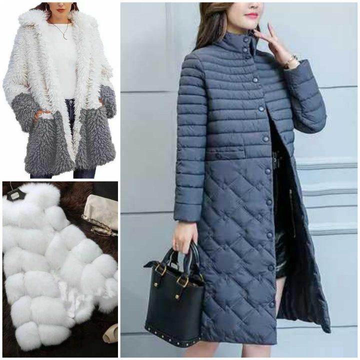 cappotti invernali donna