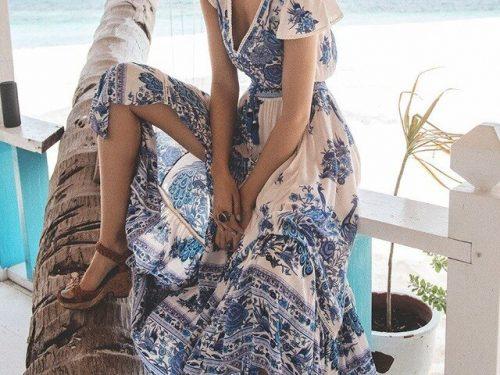 Vestiti lunghi estivi – i protagonisti della bella stagione