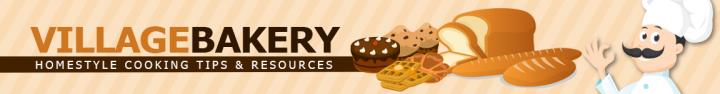 village bakery, utensili cucina