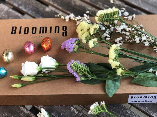 Flowerbox Pasquale – il bouquet che ti rende protagonista