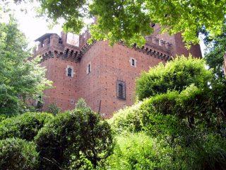 borgo medievale torino, castello del borgo