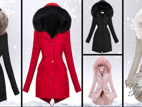 Women's winter jackets – where to buy them wholesale