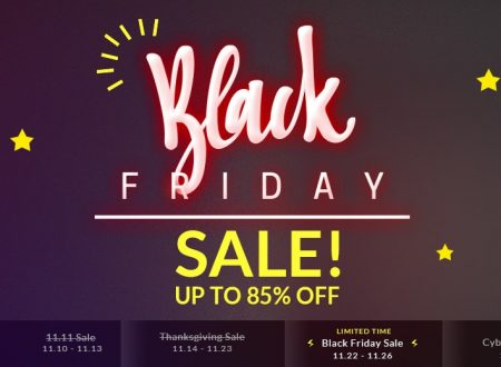 Dresslily Black Friday Sales