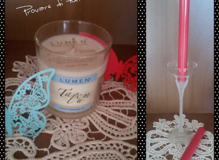 Cereria Lumen – il mondo delle candele