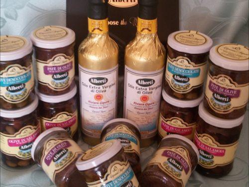 Alberti – prodotti di qualità della tradizione ligure