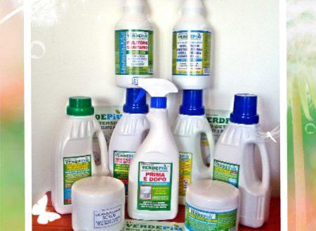 Eco detersivi VerdePiù – prodotti naturali per la casa ed il bucato