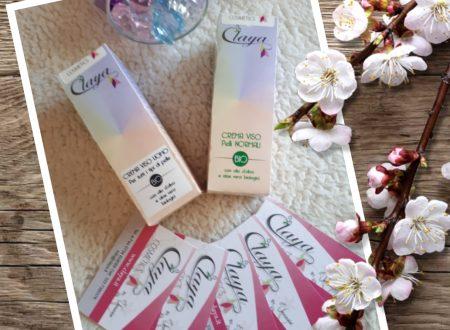 Claya Cosmetics, prodotti di bellezza