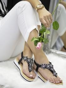 sandali, scarpe, outfit, manzara