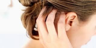 cuoio capelluto sensibile