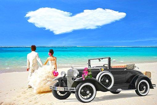 lista nozze, viaggio di nozze