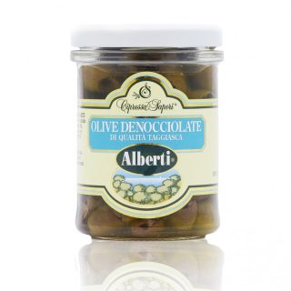 olive denocciolate taggiasche alberti
