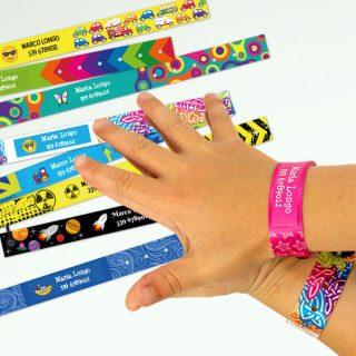 braccialetti personalizzati stikets
