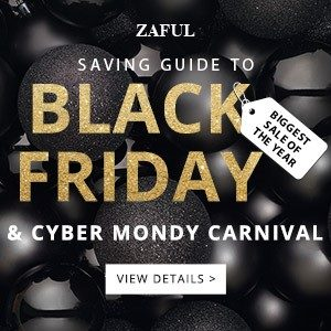 Zaful Black Friday Sales