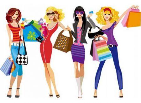 Shopping online on FashionMia