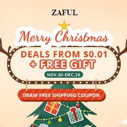 Zaful Christmas Sales