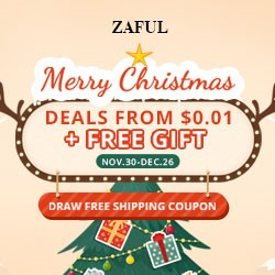 zaful christmas sale